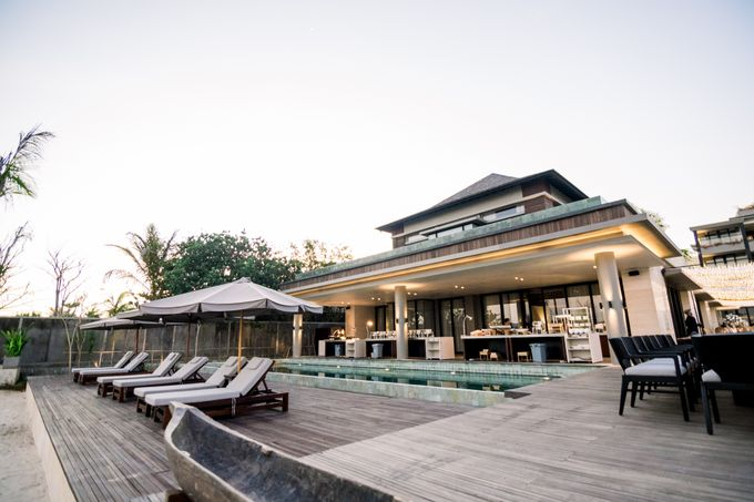 Nusantara Presidential Villa by The Apurva Kempinski Bali - 001