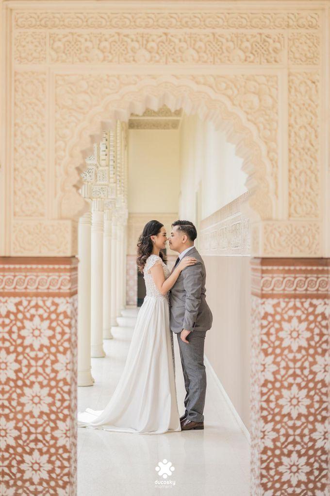 Billy Prettycia Pre-Wedding | Tale of Love by Ducosky - 009