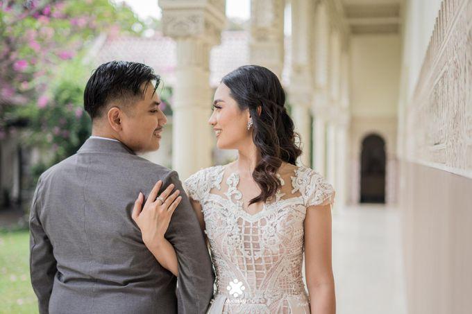 Billy Prettycia Pre-Wedding | Tale of Love by Ducosky - 010