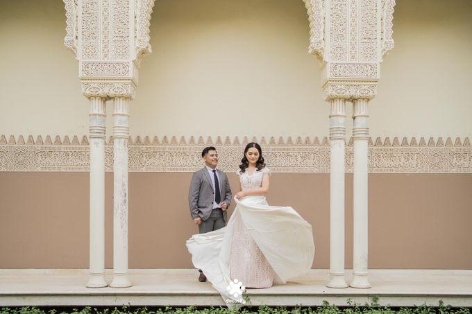 Billy Prettycia Pre-Wedding | Tale of Love by Ducosky - 031