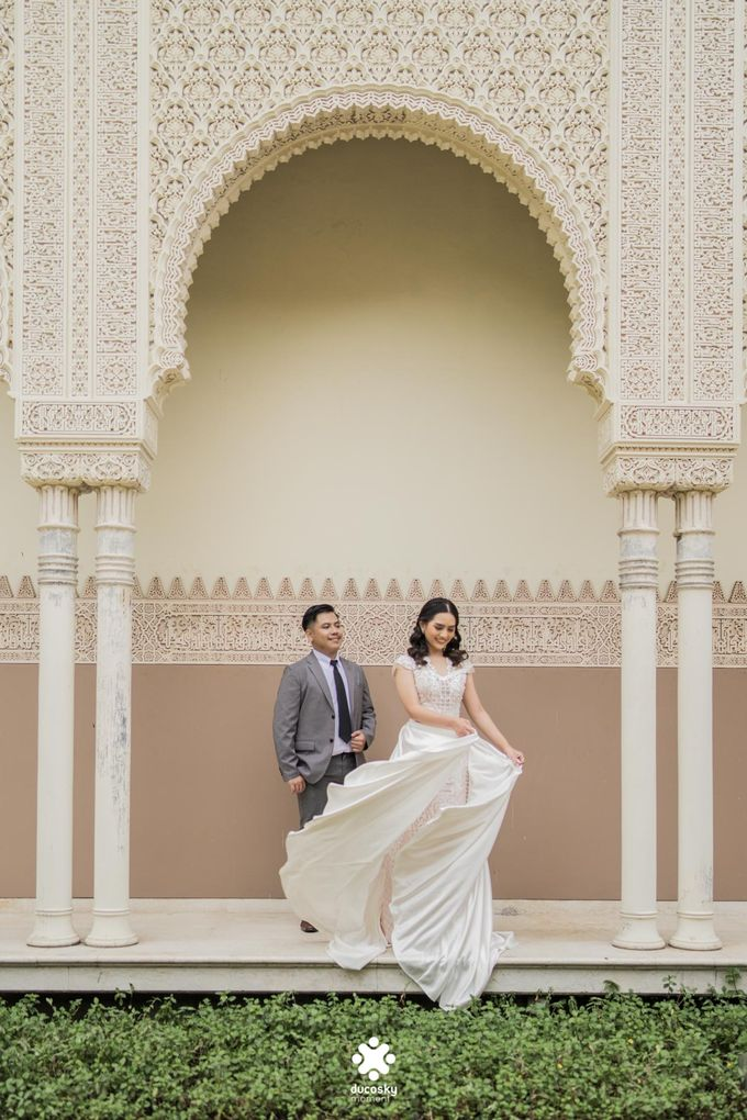 Billy Prettycia Pre-Wedding | Tale of Love by Ducosky - 032