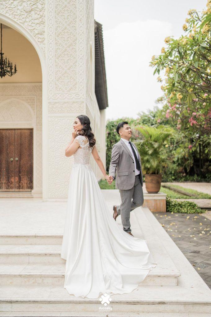 Billy Prettycia Pre-Wedding | Tale of Love by Ducosky - 033