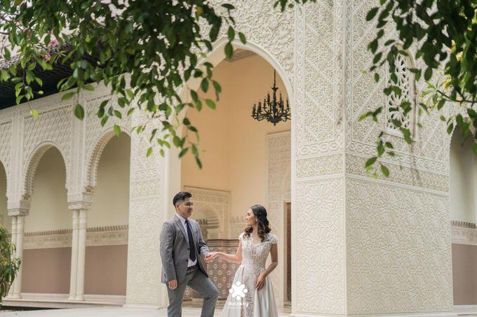 Billy Prettycia Pre-Wedding | Tale of Love by Ducosky - 039