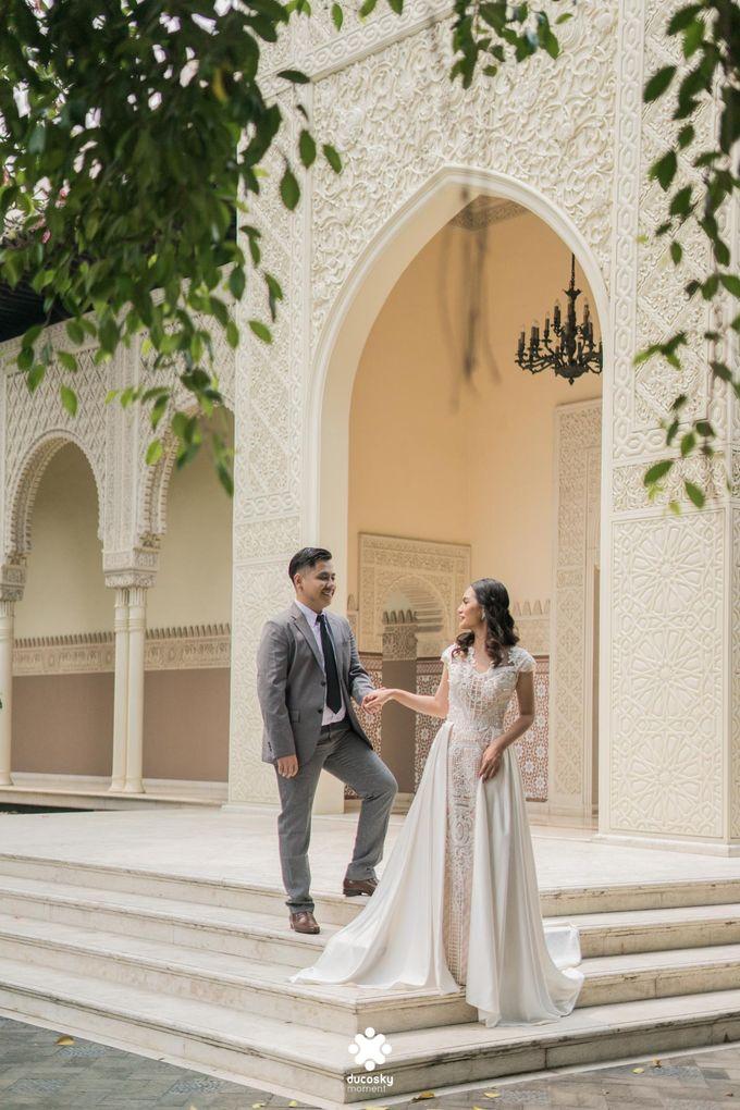 Billy Prettycia Pre-Wedding | Tale of Love by Ducosky - 040