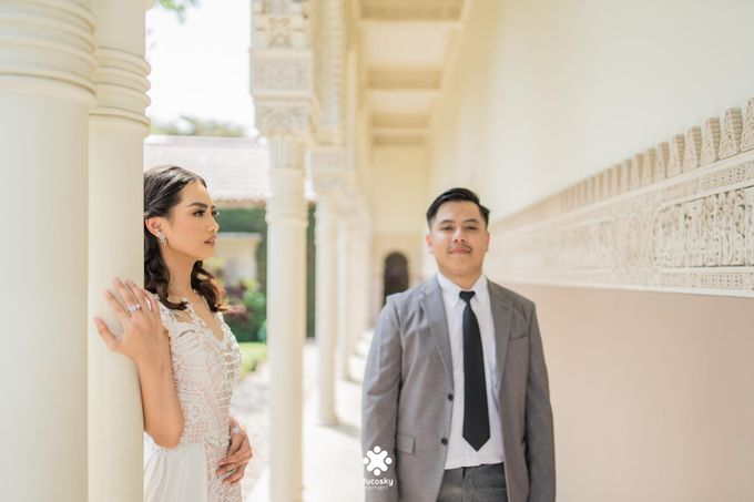 Billy Prettycia Pre-Wedding | Tale of Love by Ducosky - 044