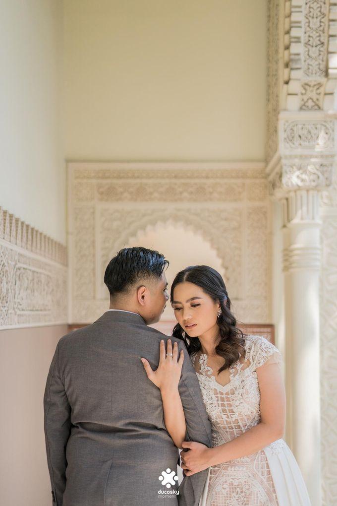 Billy Prettycia Pre-Wedding | Tale of Love by Ducosky - 046