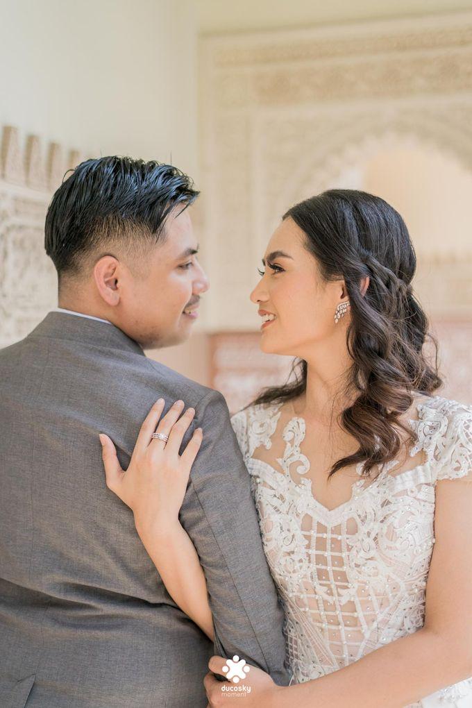 Billy Prettycia Pre-Wedding | Tale of Love by Ducosky - 048