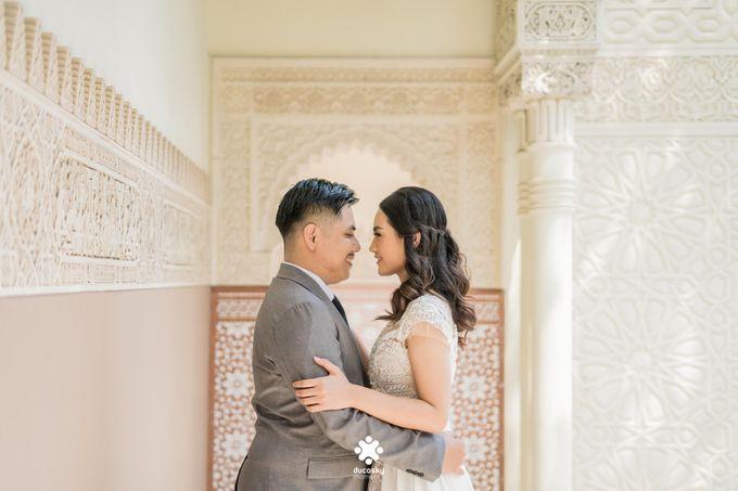 Billy Prettycia Pre-Wedding | Tale of Love by Ducosky - 049