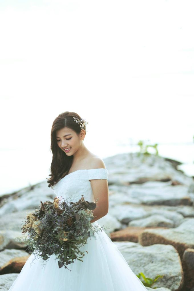 Prewedding Work by Joan Tan - 001