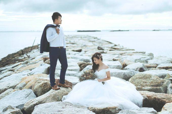 Prewedding Work by Joan Tan - 005