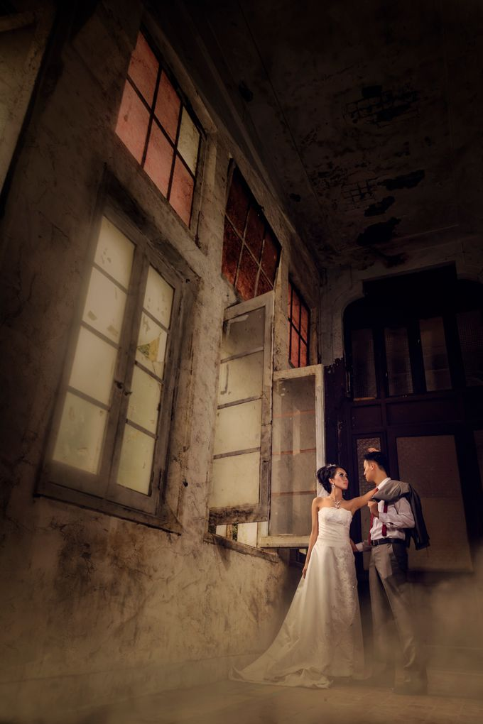 Prewedding Gabby & Gema by OnLocation Photography Indonesia - 001