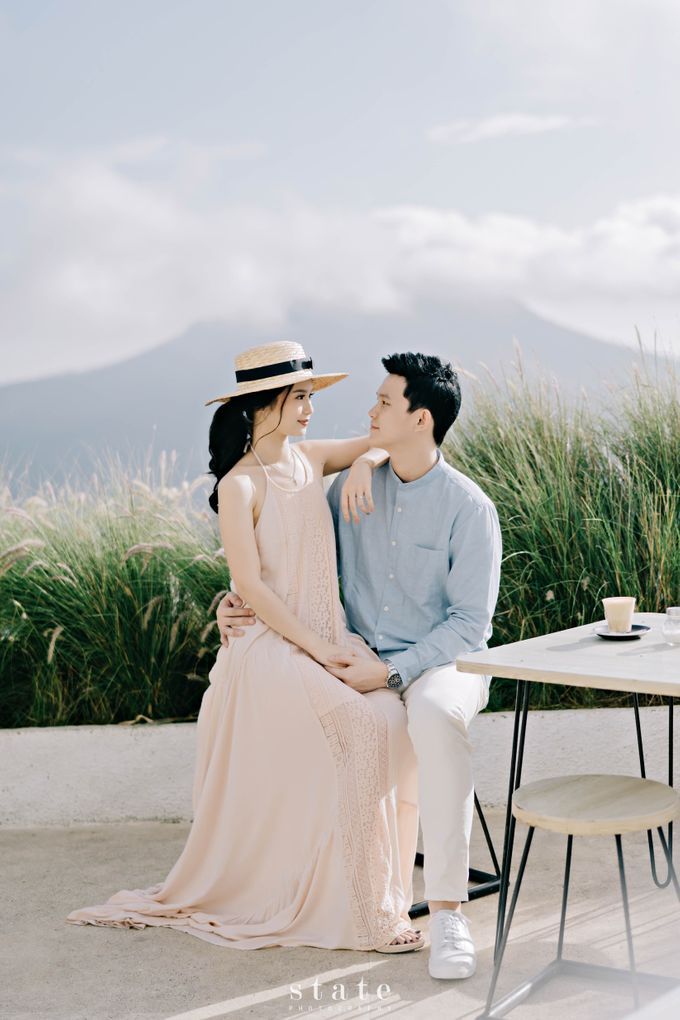 Prewedding - Andy & Dessie by State Photography - 009