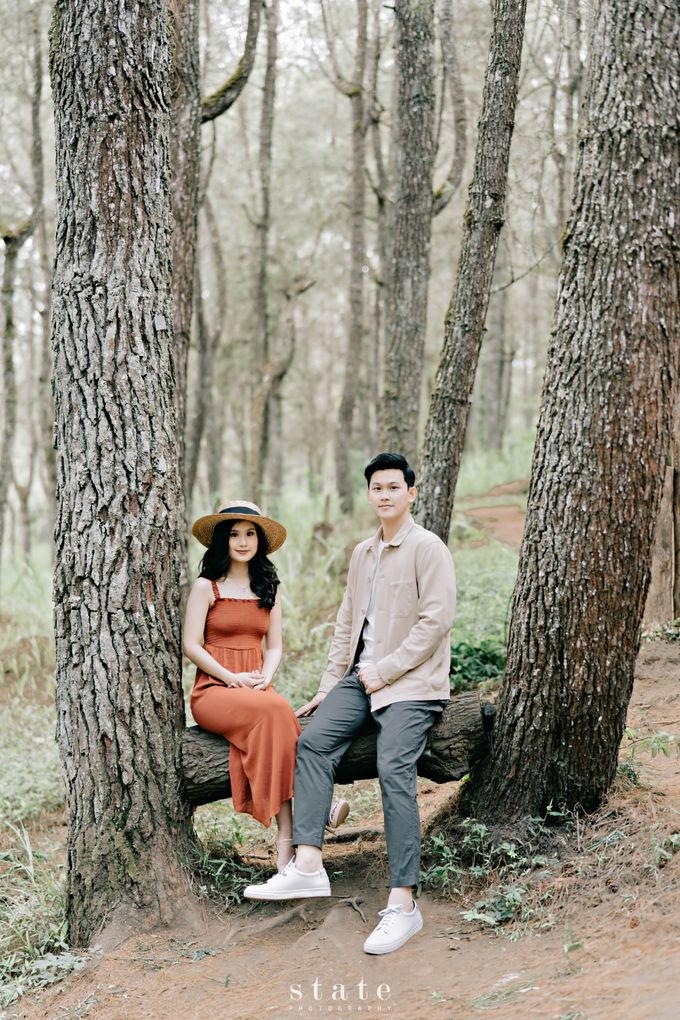 Prewedding - Andy & Dessie by State Photography - 013