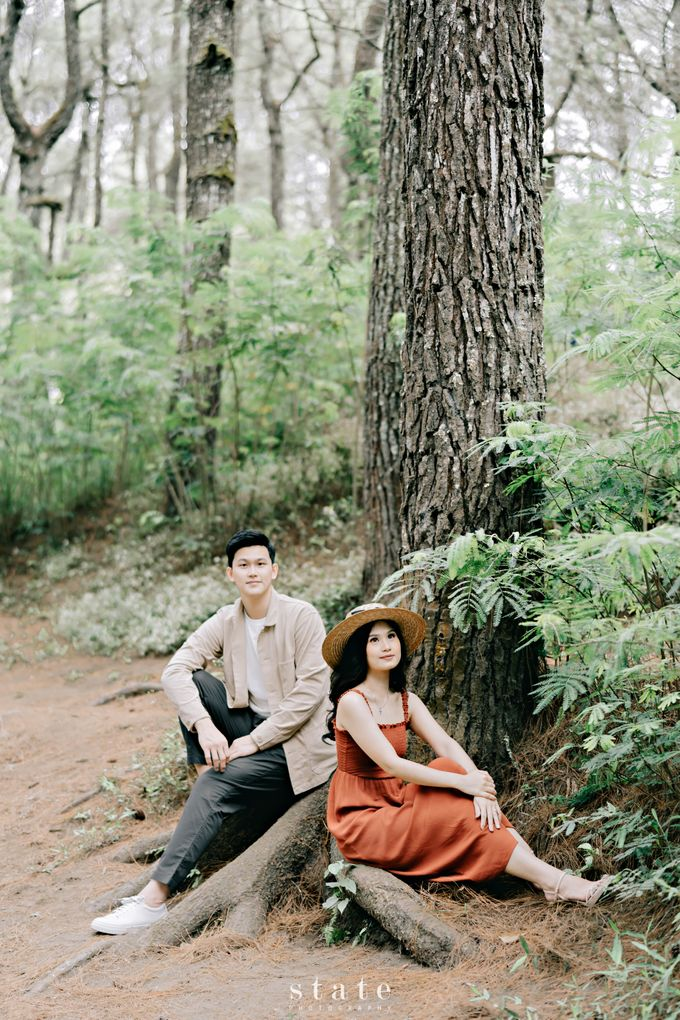 Prewedding - Andy & Dessie by State Photography - 015