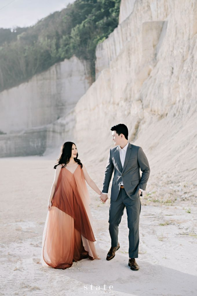 Prewedding - Andy & Dessie by State Photography - 030
