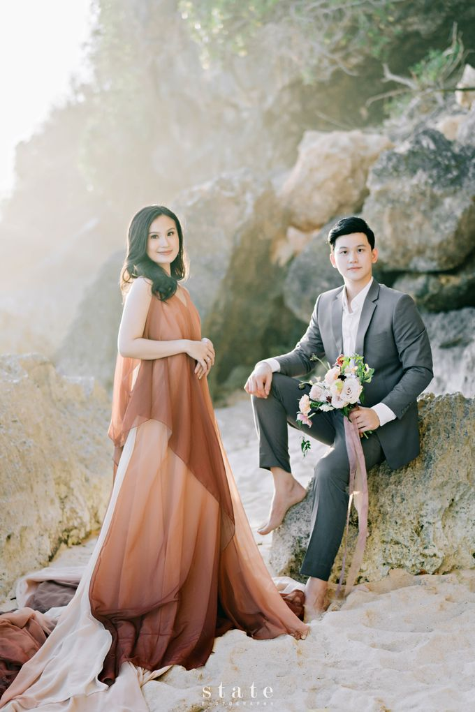 Prewedding - Andy & Dessie by State Photography - 031