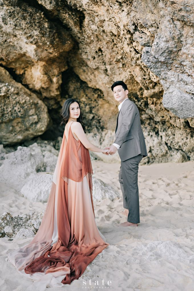 Prewedding - Andy & Dessie by State Photography - 032