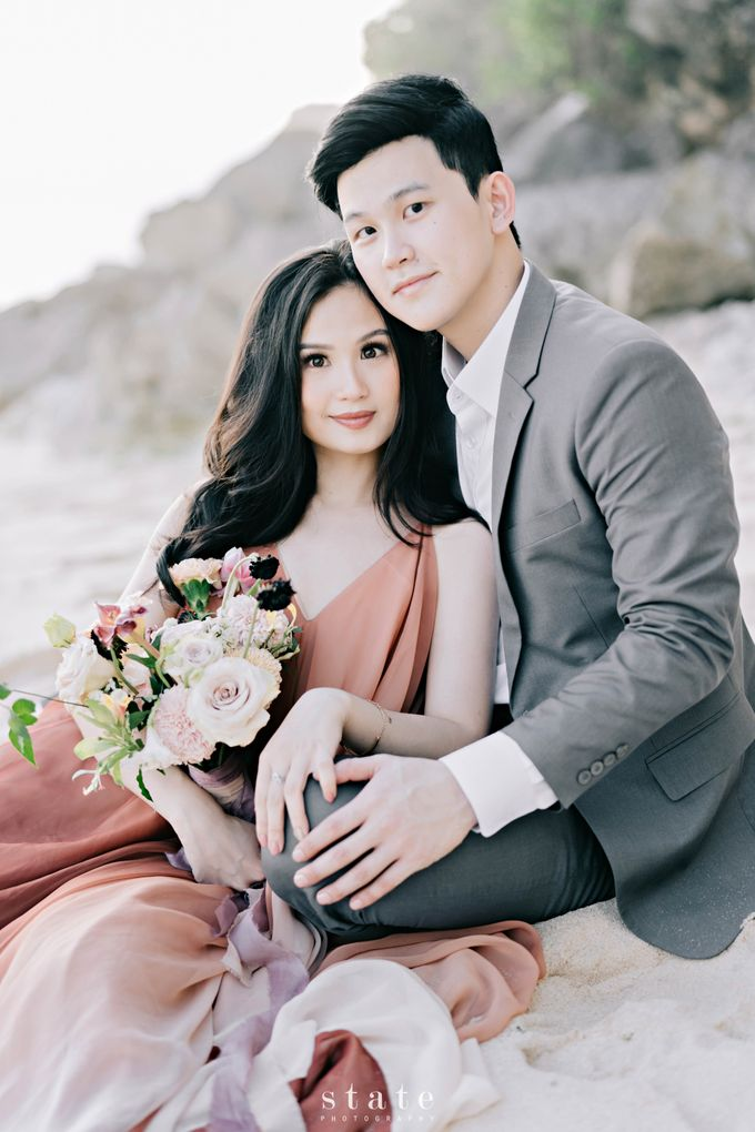 Prewedding - Andy & Dessie by State Photography - 034
