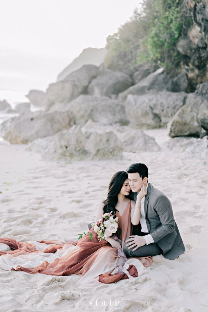 Prewedding - Andy & Dessie by State Photography - 035
