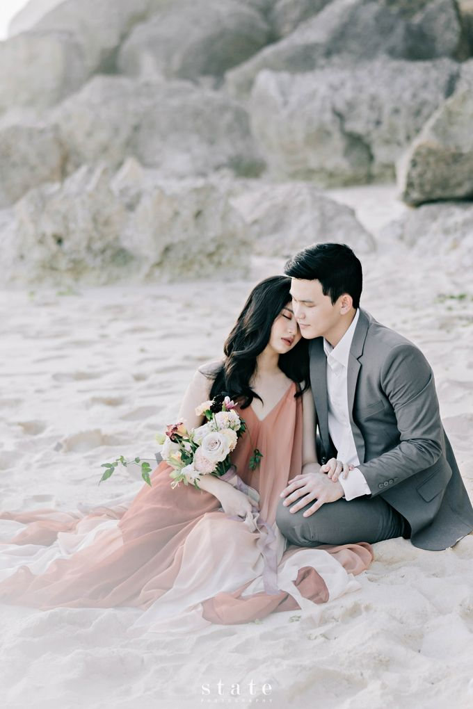 Prewedding - Andy & Dessie by State Photography - 036