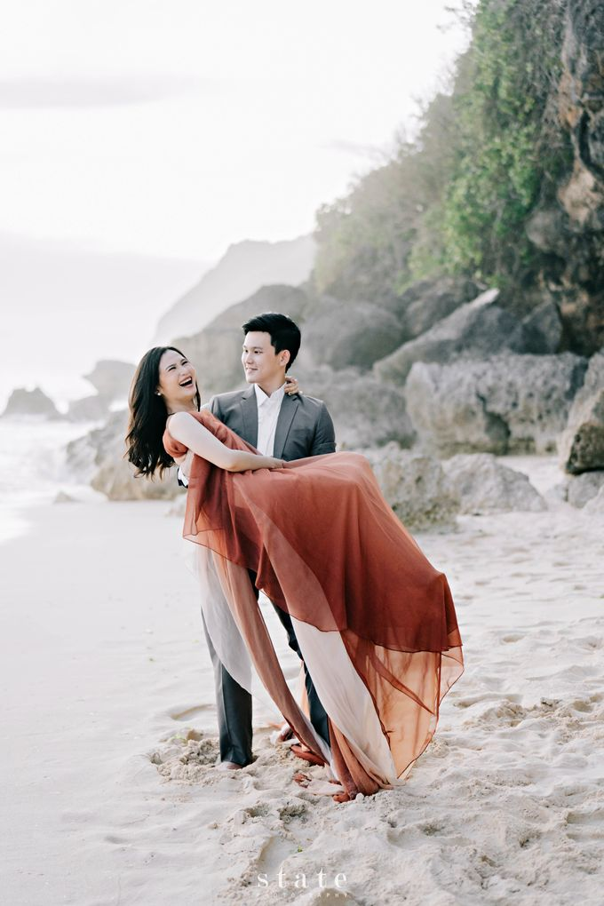 Prewedding - Andy & Dessie by State Photography - 038