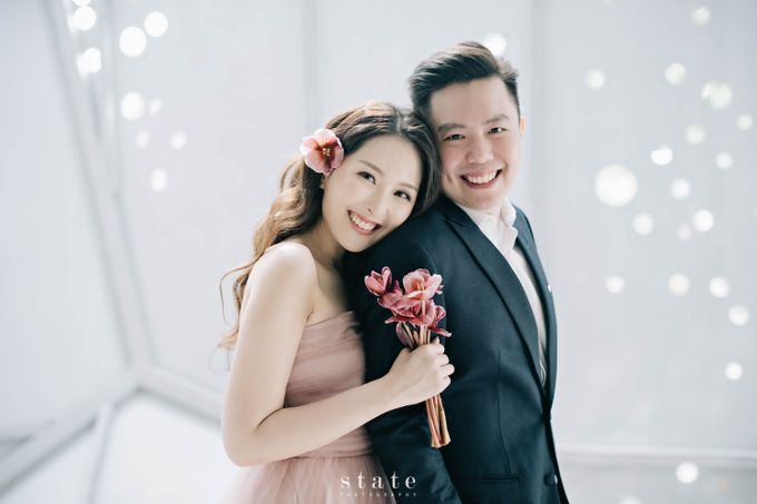 Prewedding - Anthony & Audrey by State Photography - 021