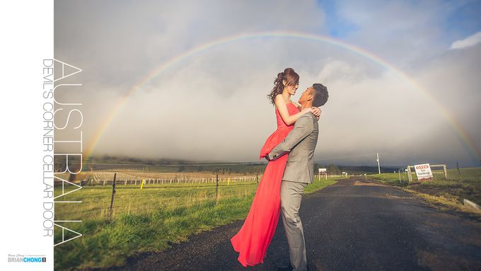 World Pre-Wedding Tour 2017 by Brian Chong Photography - 001