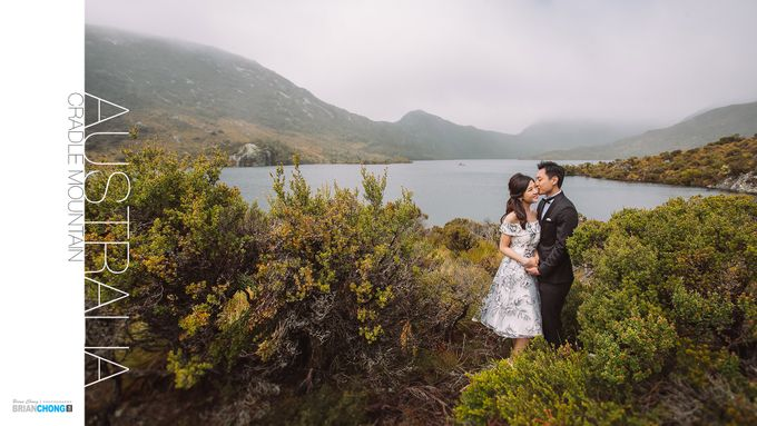 World Pre-Wedding Tour 2017 by Brian Chong Photography - 002