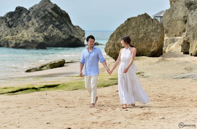 Prewedding of Ariuka & Nao by THL Photography - 007