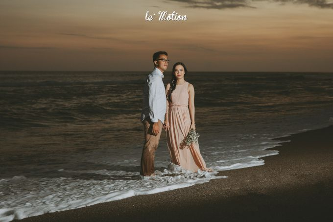 A Romantic Back-To-Nature Journey of Feli & Reza by Le Motion - 034
