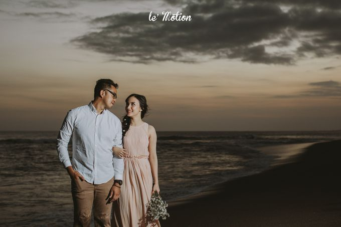 A Romantic Back-To-Nature Journey of Feli & Reza by Le Motion - 027