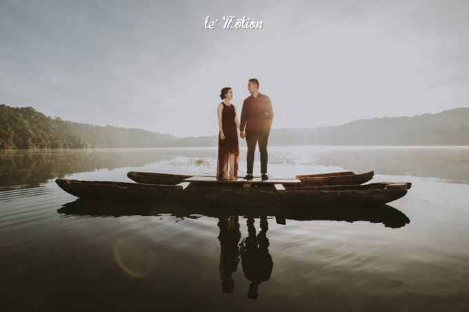 A Romantic Back-To-Nature Journey of Feli & Reza by Le Motion - 006
