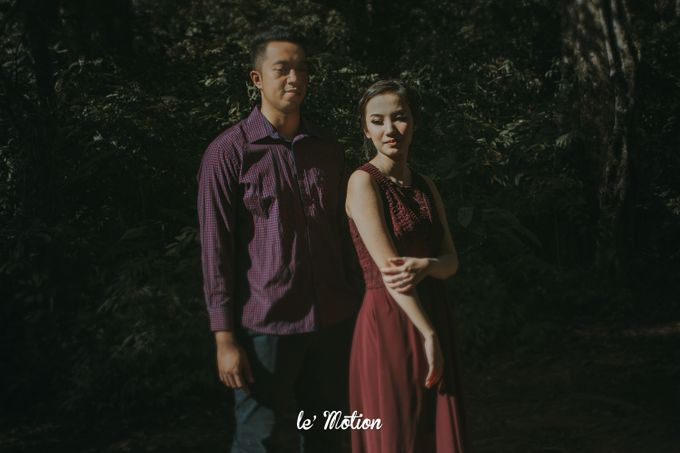 A Romantic Back-To-Nature Journey of Feli & Reza by Le Motion - 012