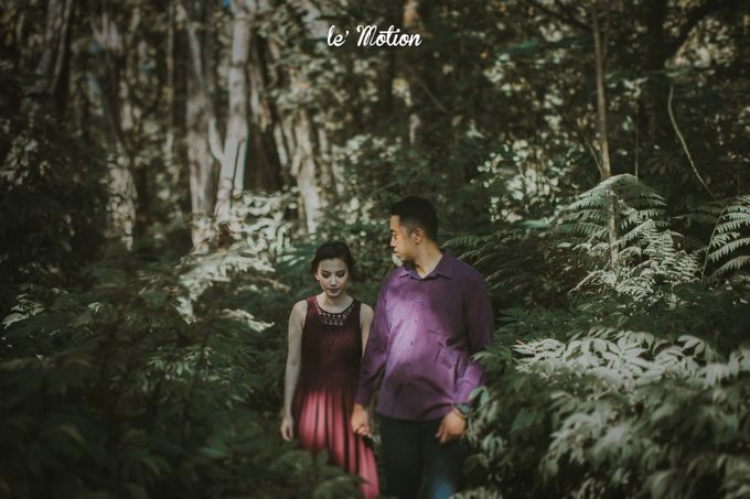 A Romantic Back-To-Nature Journey of Feli & Reza by Le Motion - 013
