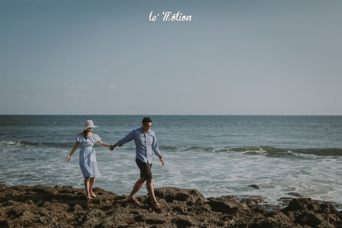 A Romantic Back-To-Nature Journey of Feli & Reza by Le Motion - 017