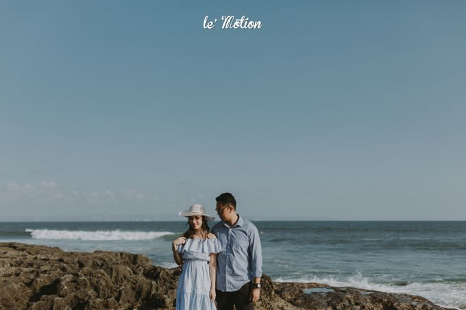 A Romantic Back-To-Nature Journey of Feli & Reza by Le Motion - 018