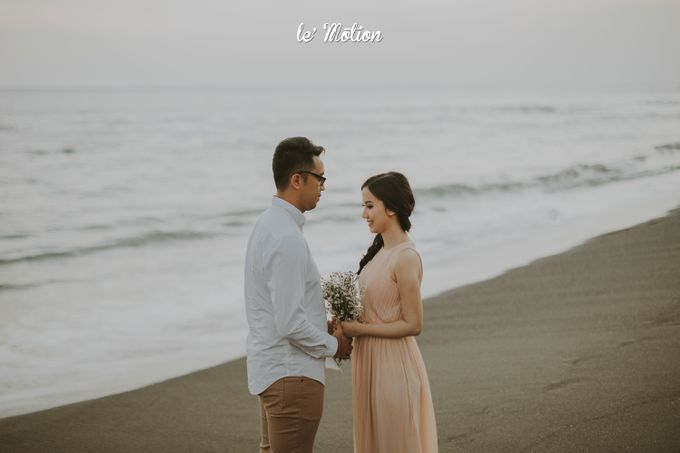 A Romantic Back-To-Nature Journey of Feli & Reza by Le Motion - 025