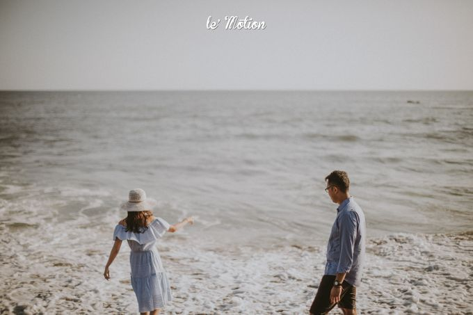 A Romantic Back-To-Nature Journey of Feli & Reza by Le Motion - 022