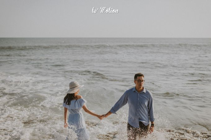 A Romantic Back-To-Nature Journey of Feli & Reza by Le Motion - 023