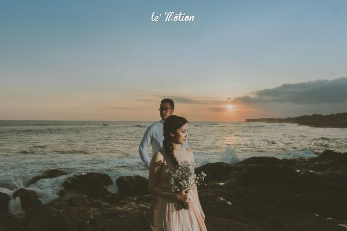 A Romantic Back-To-Nature Journey of Feli & Reza by Le Motion - 033
