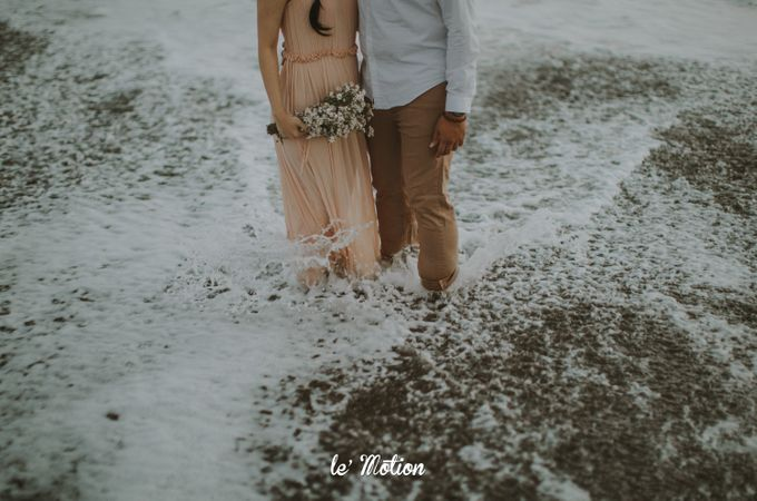 A Romantic Back-To-Nature Journey of Feli & Reza by Le Motion - 031