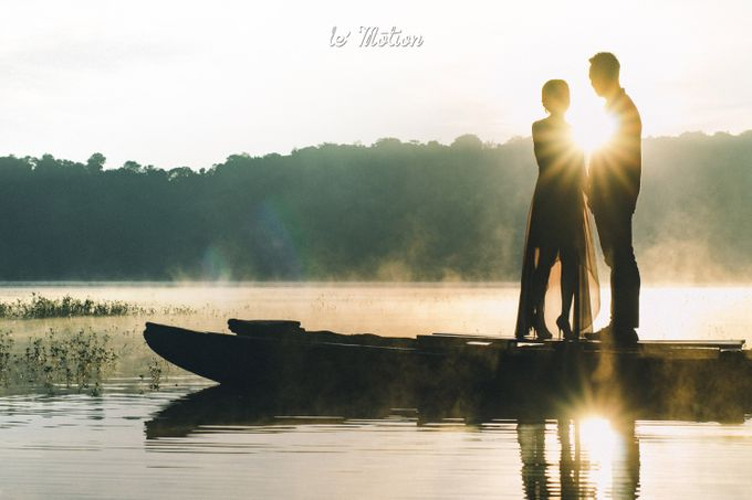 A Romantic Back-To-Nature Journey of Feli & Reza by Le Motion - 004