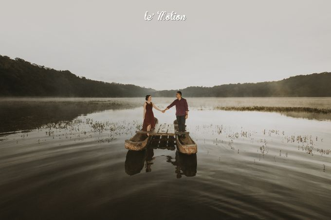 A Romantic Back-To-Nature Journey of Feli & Reza by Le Motion - 001