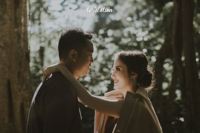 A Romantic Back-To-Nature Journey of Feli & Reza by Le Motion - 015