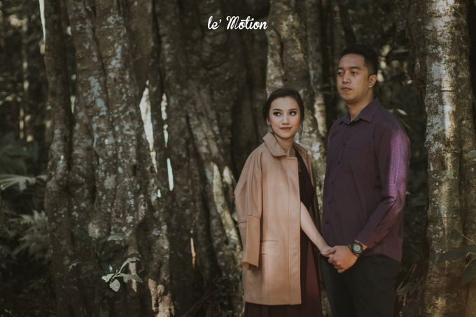 A Romantic Back-To-Nature Journey of Feli & Reza by Le Motion - 008