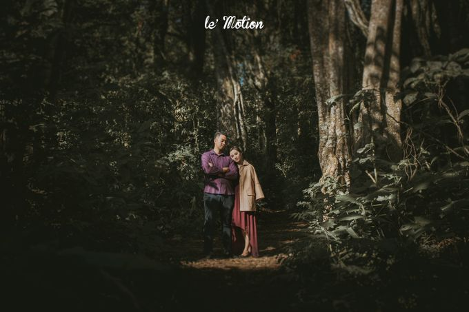 A Romantic Back-To-Nature Journey of Feli & Reza by Le Motion - 016