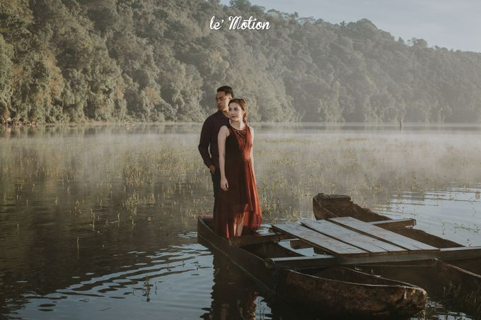 A Romantic Back-To-Nature Journey of Feli & Reza by Le Motion - 005