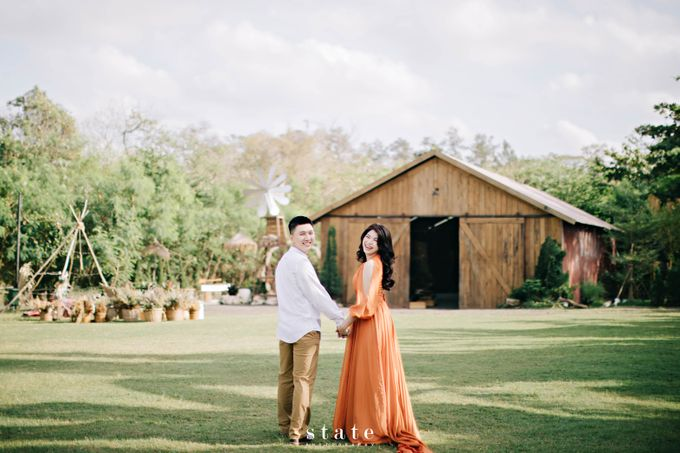 Prewedding - Christian & Melly by State Photography - 019