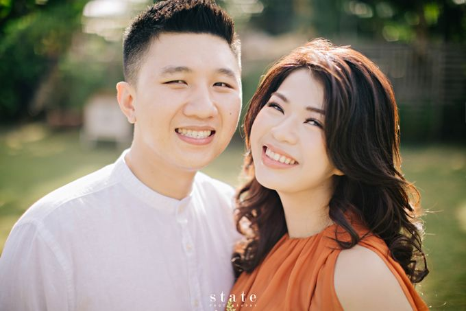 Prewedding - Christian & Melly by State Photography - 020