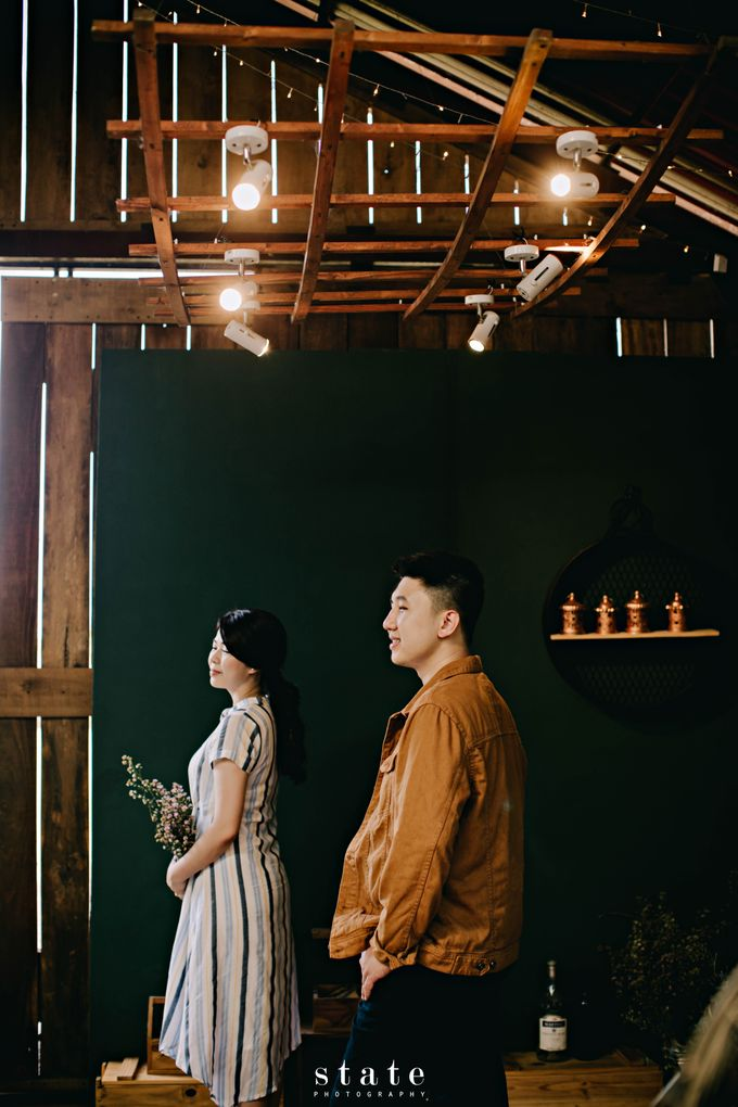 Prewedding - Christian & Melly by State Photography - 030